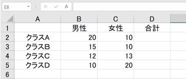エクセル 計算 式 足し算 合計の関数(SUM),オートSUMの使い方:Excel関数
